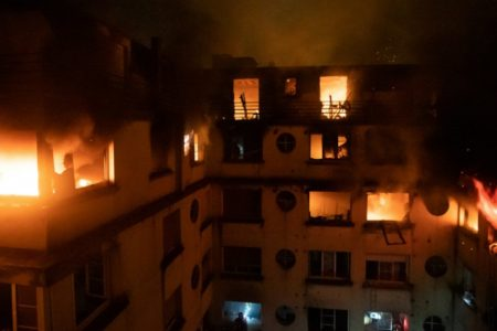 Woman Arrested After 10 Die in Paris Apartment Fire