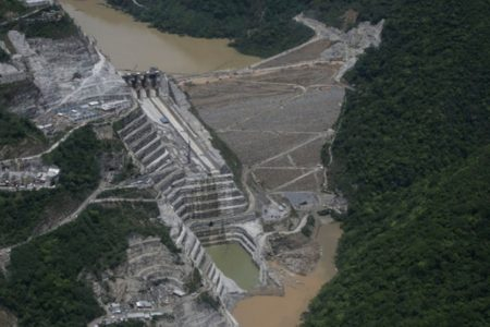 EPM Largest Balance Left by the First Year of Contingency in Hidroituango